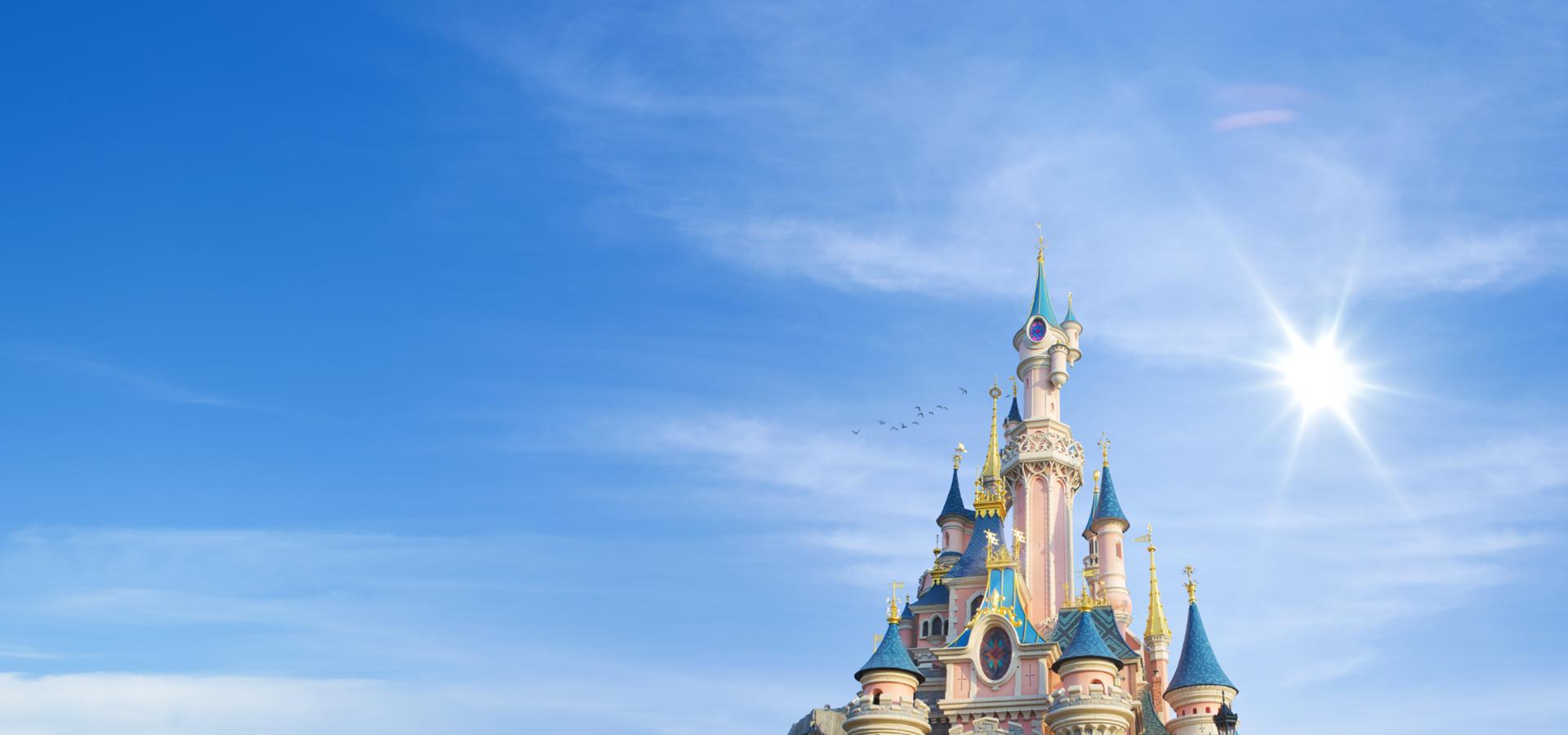Disneyland Paris Holidays 2021 from Ireland EuroDisney